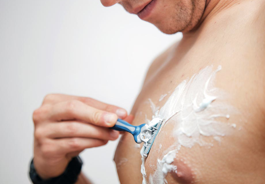 Shave-REMOVE BODY HAIR